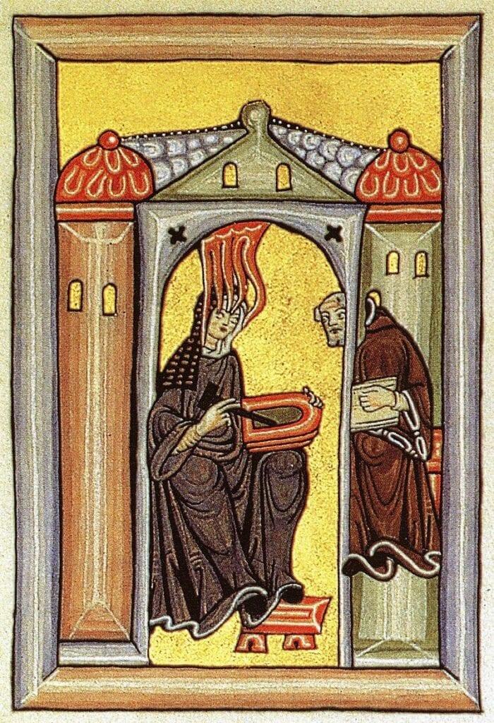 11 kvinnor som har påverkat medicinhistorien, Hildegard av Bingen