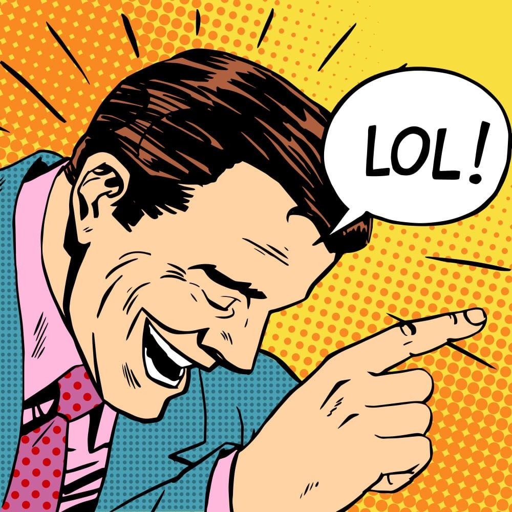 skratta, skratt, humor, varför skrattar vi, bättre hälsa, bra hälsa, må bra, vetenskap