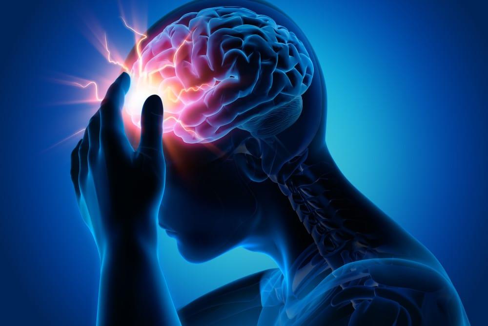 migränattack, huvudvärk, kronisk sjukdom, vara sjuk, kroniska sjukdomar