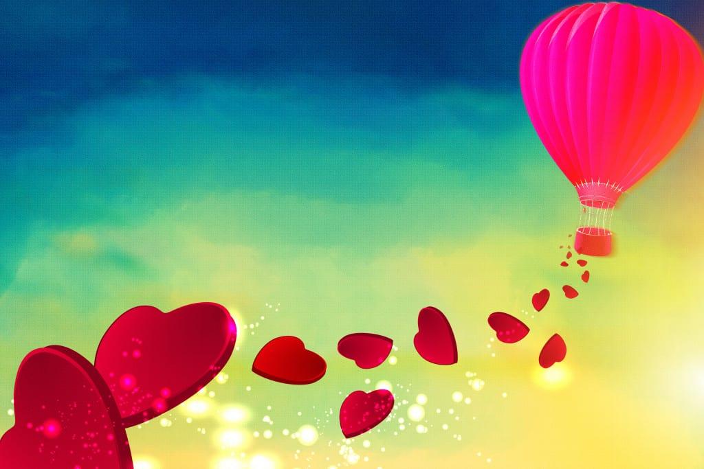 Delta i vår Alla hjärtans dag-tävling och vinn ett presentkort på 500 kr