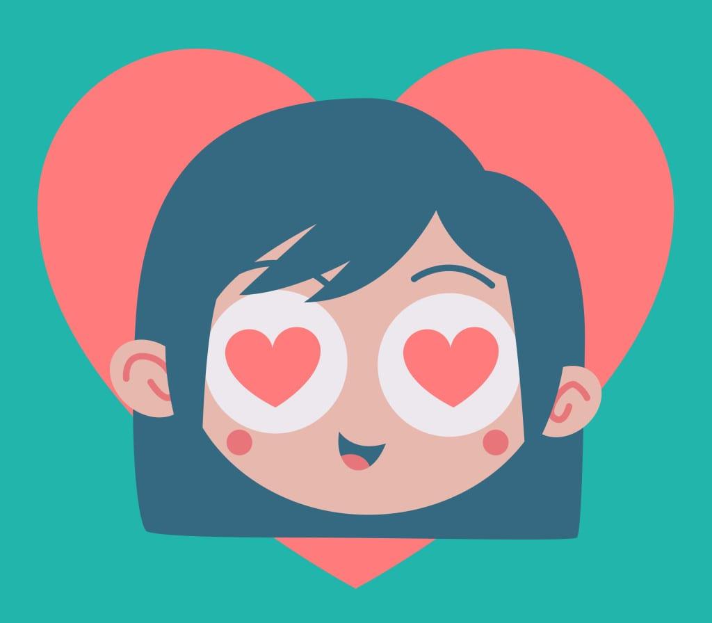 Det här händer i kroppen och huvudet när du blir kär