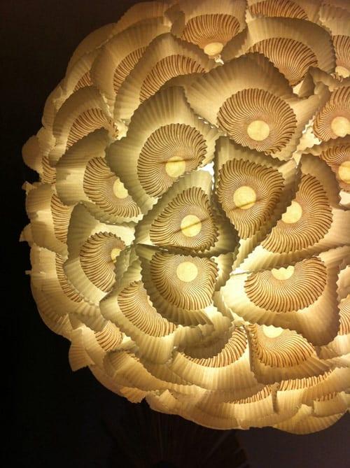pyssel, pysseltips, DIY, lampa, rislampa, IKEA, göra om, remake, muffinsformar