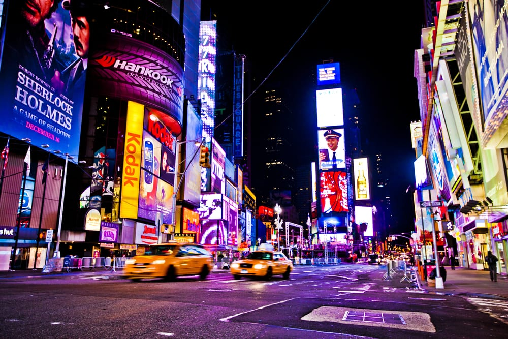 resa, resor, New York, resa till New York