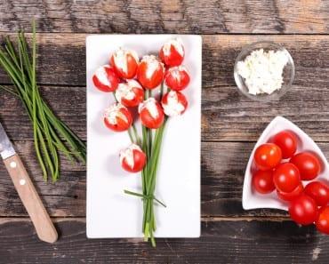 tomat, recept, tulpan, tomattulpan, tulpantomat, plommontomat