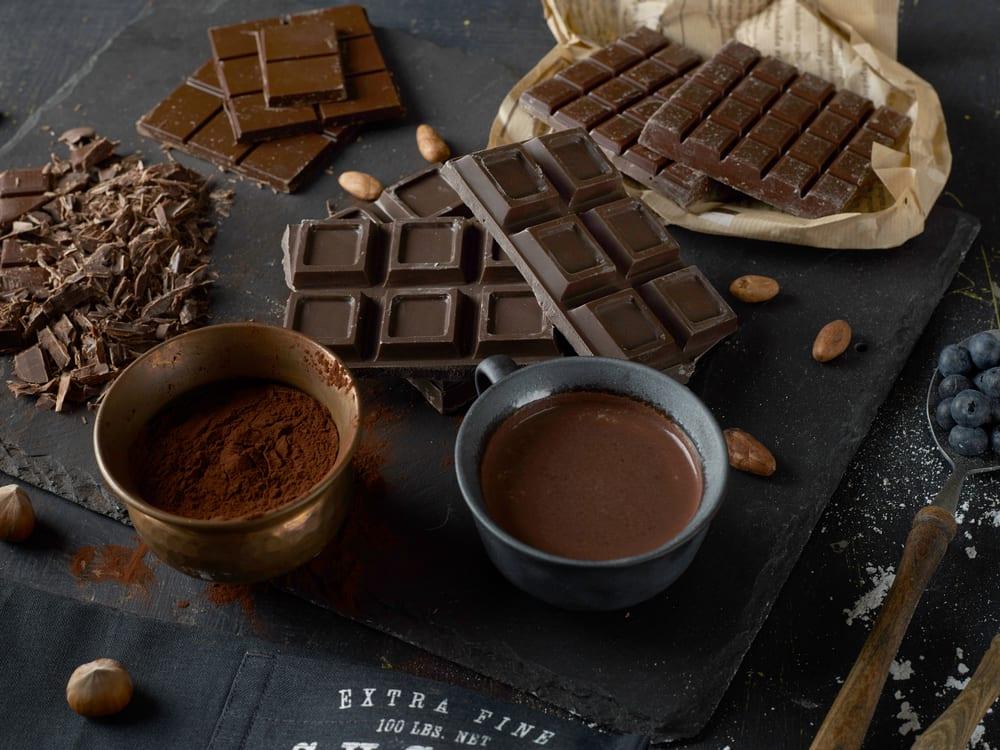 9 anledningar till varför choklad kan ge dig bra hälsa