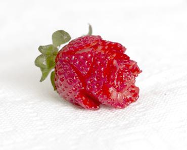 kreativ mat, pyssel, matinspiration, skapa, jordgubbe, jordgubbar, jordgubbsros