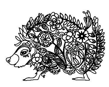 målarbilder, målarbild, gratis målarbilder, gratis målarbild, målarbok, målarböcker, målarbok för vuxna, målarböcker för vuxna, zentangle, mandala, mindfulness, måla, färglägga, mindfullness, doodle, bättre hälsa, bra hälsa, igelkott, djur, djurmotiv, natur, naturmotiv, blommor, ornament, ornamentik, blomster