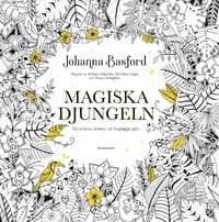 Magiska djungeln: Ett tecknat äventyr att färglägga själv
