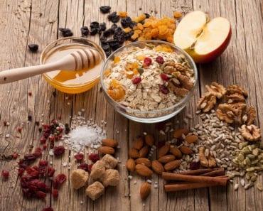 3 recept på goda proteinbars att göra själv