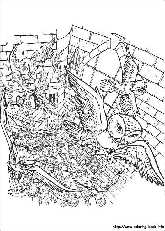 målarbilder, målarbild, gratis målarbilder, gratis målarbild, målarbok, målarböcker, målarbok för vuxna, målarböcker för vuxna, zentangle, mandala, mindfulness, måla, färglägga, mindfullness, doodle, bättre hälsa, bra hälsa, saga, sagor, fantasy, fantasybilder, sagomotiv, Harry Potter, Hogwarts, Hedvig, uggla, ugglor