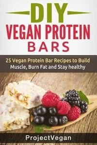 diy vegan protein bars