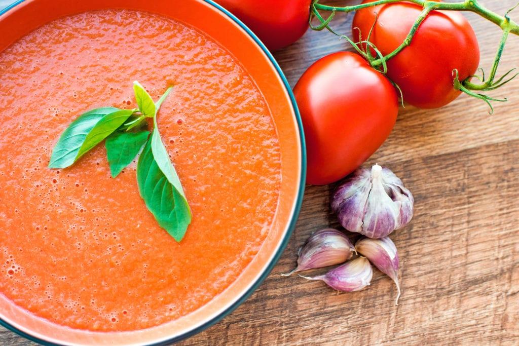 recept, matlagning, tomat, tomatsoppa, vegan, vegetarisk, paleo, paleo mat, paleokost, soppa, soppor, nyttiga soppor
