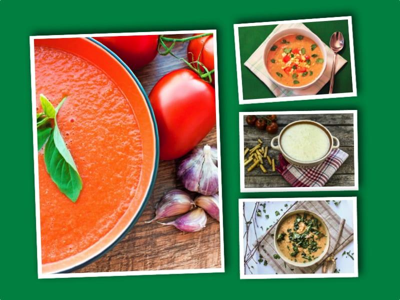 Vegansk soppa recept