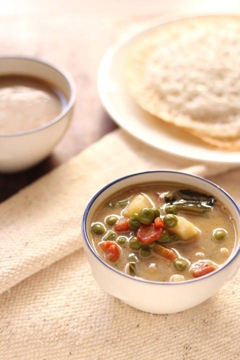 recept, indisk mat, mat, matlagning, gryta, grytor, vego, vegetarisk mat, grönsaksgryta