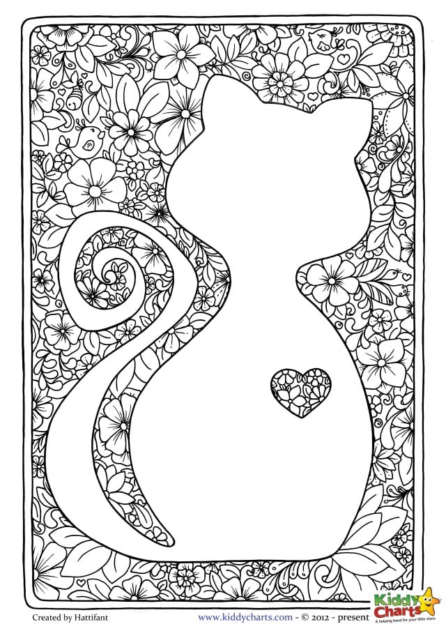 wow wow coloring pages - photo#20