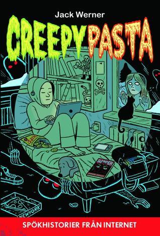 Kan du inte få nog av creepypastor, spökhistorier och andra otäcka berättelser? Läs Jack Werners bok Creepypasta: Spökhistorier från internet!
