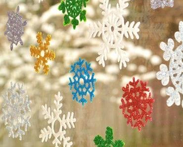 pyssel, pysseltips, pysselidé, inspiration, kreativitet, skapa, skapande, barns skapande, vinter, vinterpyssel, pyssla, pyssel för barn, barnpyssel, pyssel för skola, pyssel för förskola, familjepyssel, glasfärg, fönsterfärg, dekorera fönster, fönster, fönsterpyssel, snöflingor, snöflinga