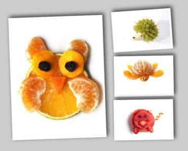 frukt, frukter, mat, fruktstund, göra mat rolig, kreativ mat, pyssel, pyssla, pysseltips, leka med mat, pyssla och lek, familj, barn, barnpyssel, pyssel för barn, familjepyssel, skola, fritids, förskola
