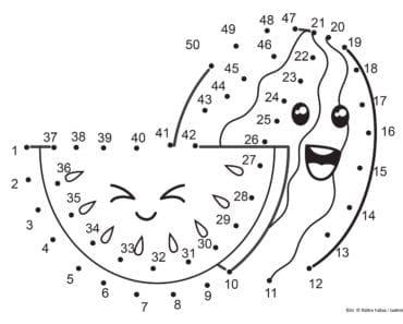 knep, knåp, knep och knåp, knep & knåp, förskola, skola fritids, barnpyssel, pyssel, pyssel för barn, pyssla och lek, lär dig räkna, räkna, dra streck mellan siffror, dra streck, nummer, siffror, lära sig räkna till femtio, lära sig räkna till 50, matte, matematik, mattepyssel