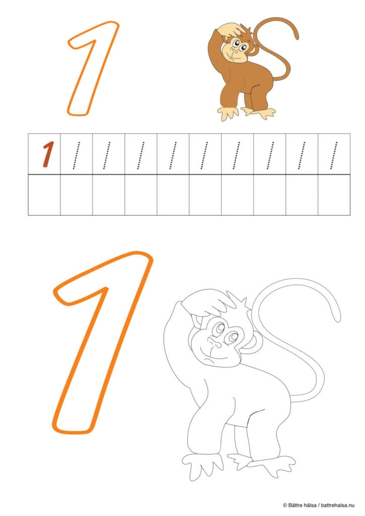 lära sig räkna, räkna, matte, räkna till tio, pyssla och lek, bättre hälsa, pyssel för barn, barnpyssel, matte, matematik, mattepyssel, pyssel, knep och knåp, räkna till 1, ett, en