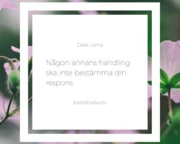 citat, tänkvärt, citat om livet, Dalai Lama, någon är elak mot mig, vara taskig, vad gör man när någon är taskig