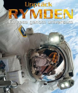 bok om rymden, böcker om rymden, rymdbok