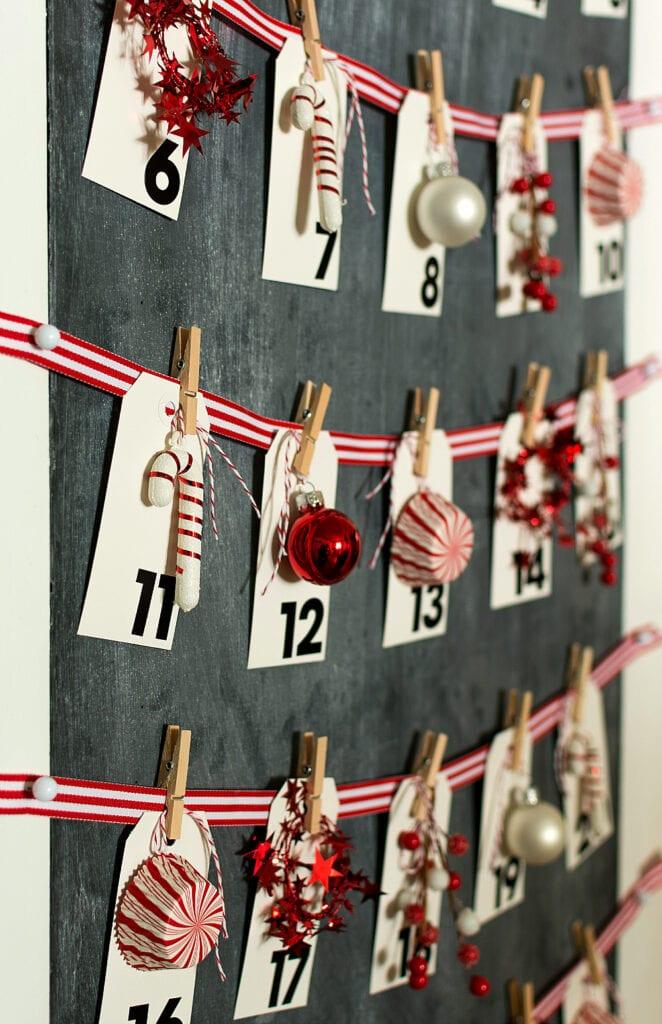 julpyssel, adventspyssel, jul, advent, pyssel, pysseltips, DIY, adventskalender, julgranshänge, hänge, julgran, julgranssmycke, julgransprydnad