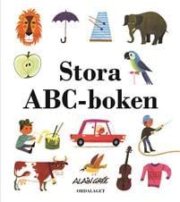 lära sig alfabetet, alfabet, ABC, bokstäver, lära sig bokstäverna, barnpyssel, pyssel för barn, bokstavsbok, alfabetsbok