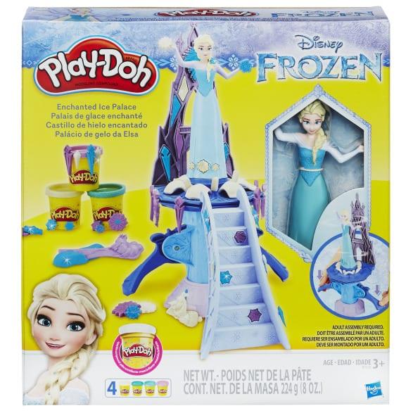 pyssel, barnpyssel, köpa pyssel, pyssel för barn, leklera, Elsas slott