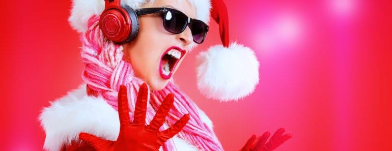 julstress, julen, julmusik, hälsa, må bra, bättre hälsa, bra hälsa, musik dålig för hälsan, julen dålig för hälsan