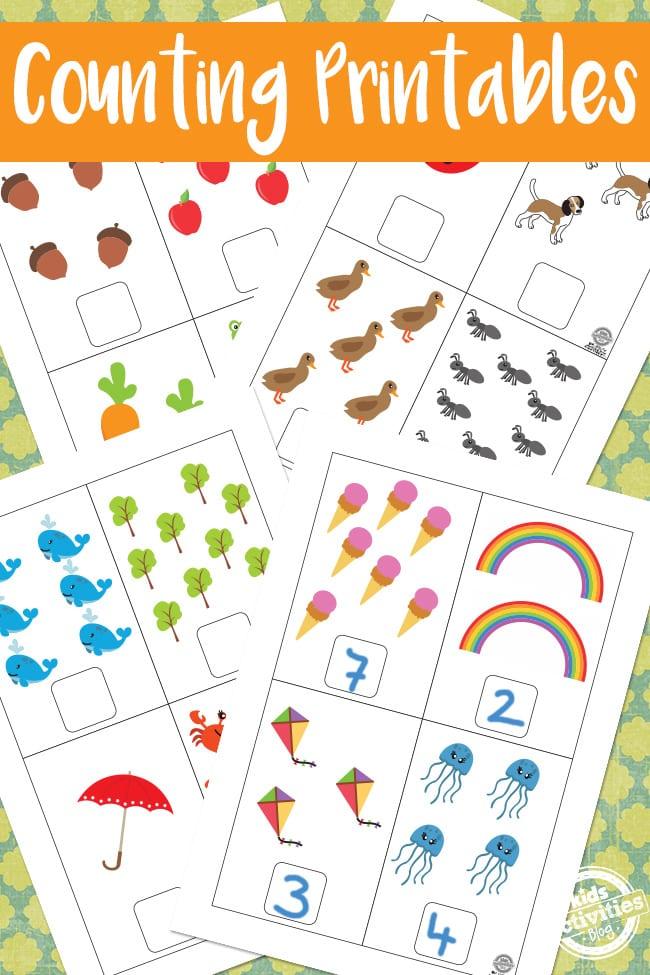 aktiviteter för barn, barnaktiviteter, pyssla och lek, knep och knåp, lektioner, skola, lektionstips, förskola, mattepyssel, matematik, lära sig räkna, lära sig matte, skriva siffror, skriva nummer, lära sig antal, räkna ut hur många
