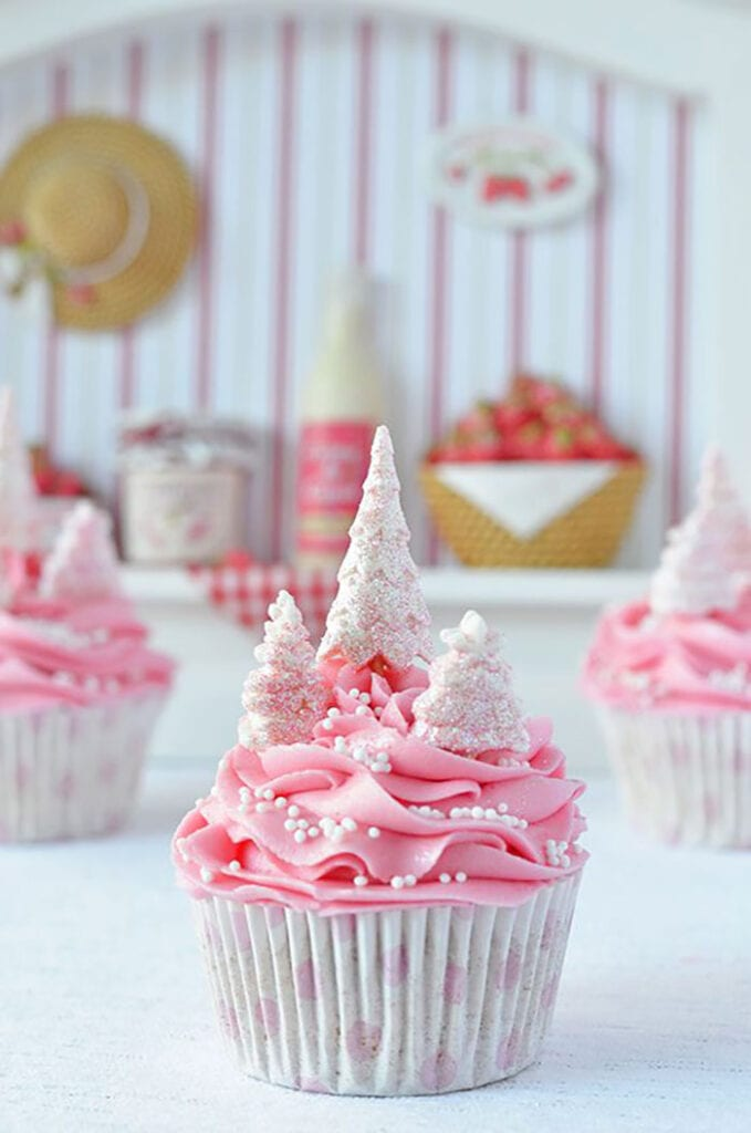 baka cupcakes, dekorera cupcakes, julbaka, baka inför jul, bakinspiration, baka cupcakes, inspiration till cupcakes
