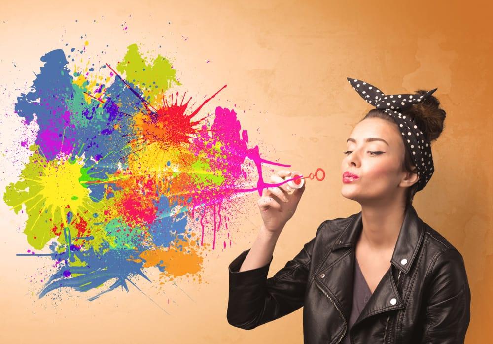 Finns du? Bra, i så fall är du kreativ – här kommer 5 uppfriskande perspektiv på kreativitet!