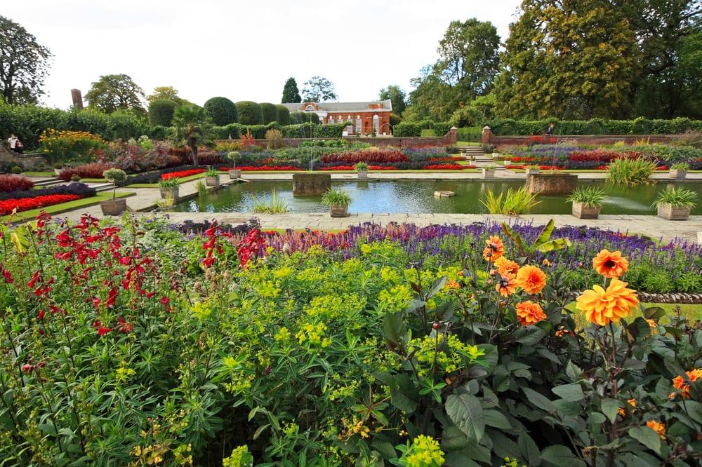 Kensington Gardens, Kensington Palace