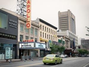New York, resa till New York, resa, resor, Apollo Theatre, teater