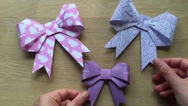pyssel, pysseltips, pyssla, papper, papperspyssel, pyssla med papper, rosett, vika rosett, origami