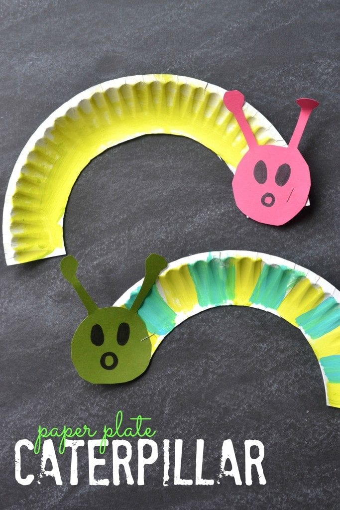 pysseltips, pyssel, barnpyssel, pyssel för barn, fjäril