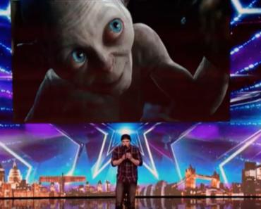 Craig Ball, röstimitatör, imiterar röster, Britain's Got Talent
