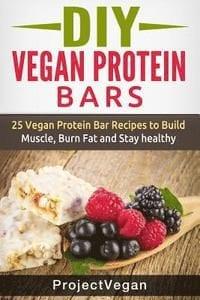 diy vegan protein bars