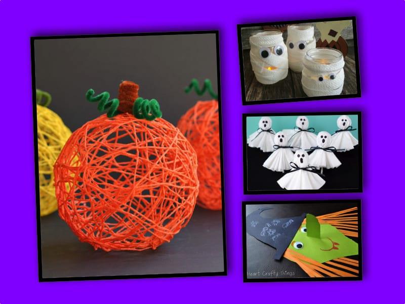 pyssel, pyssla, pysseltips, pysselidé, skapa, barnpyssel, familjepyssel, pyssel för barn, bättre hälsa, bra hälsa, må bra, kreativitet, skapande, skaparglädje, Halloween, halloweenpyssel, halloweengodis