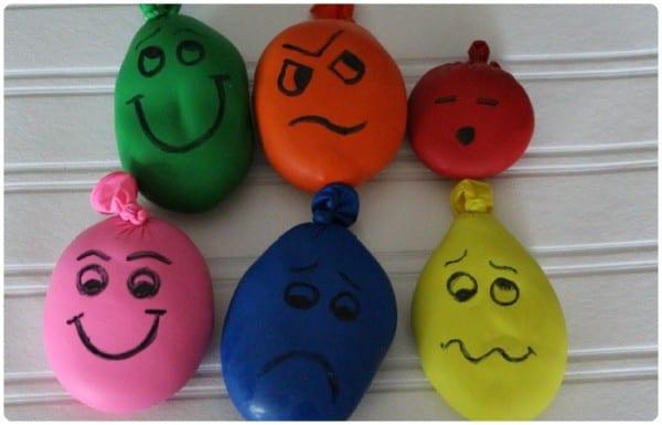 Göra egna stressballonger