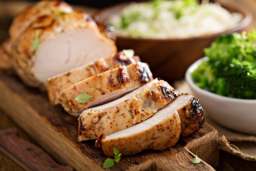 kalkon, recept, fågel, kalkonbröst, kalkonfiléer, filéer, glaze, apelsinglaze, nyårsmiddag, middag, recept, mat, maträtt, matinspiration
