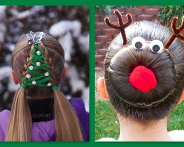 mode, skönhet, julpyssel, jul, julen, julfrisyr, frisyr, frisyrer, julfin, fin i håret, fixa håret, inspiration, hårinspiration, pyssel, kreativitet, snygga frisyrer, styla håret, fläta, flätor, frisyrtips