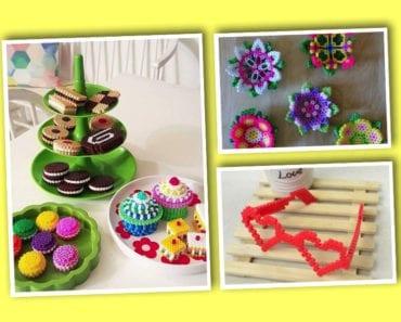 pärla, pärlplatta, pärlplattor, mönster, pärlplattemönster, 3D,