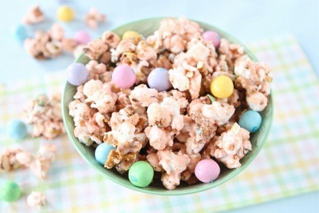 recept, påsk, påskgodis, snacks, godis, popcorn