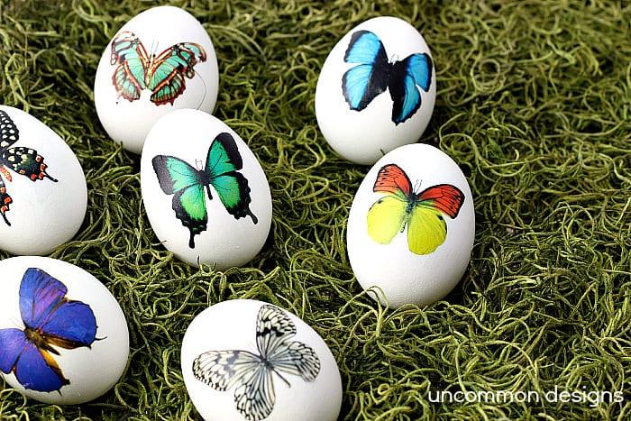 påsk, påskpyssel, pyssel, pysseltips, pysselidéer, måla ägg, påskägg, tatuering