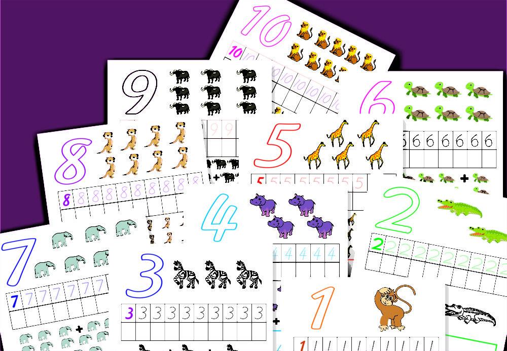lära sig räkna, räkna, matte, räkna till tio, pyssla och lek, bättre hälsa, pyssel för barn, barnpyssel, matte, matematik, mattepyssel, pyssel, knep och knåp