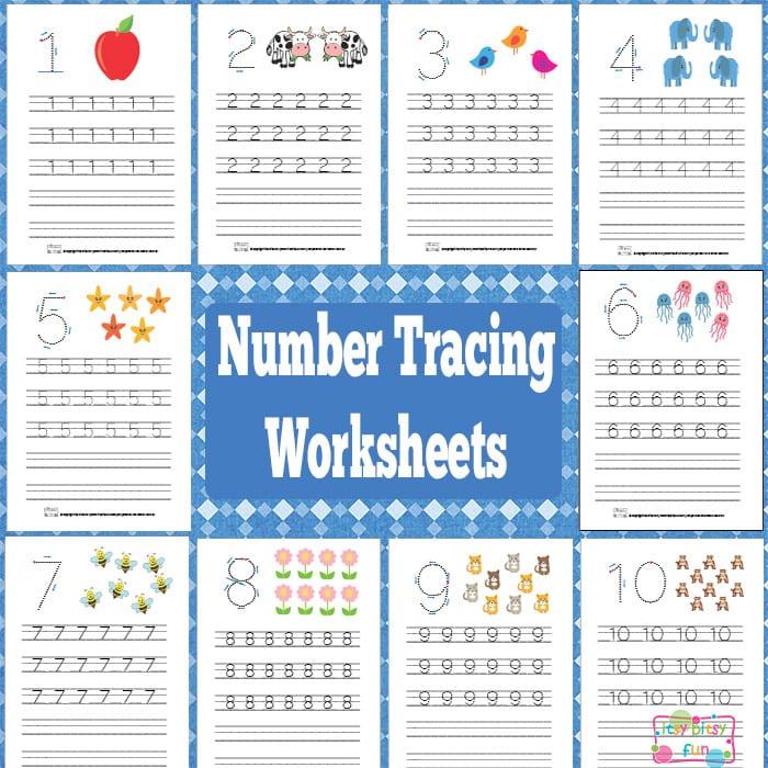aktiviteter för barn, barnaktiviteter, pyssla och lek, knep och knåp, lektioner, skola, lektionstips, förskola, mattepyssel, matematik, lära sig räkna, lära sig matte, skriva siffror, skriva nummer, spåra siffror, fylla i siffror