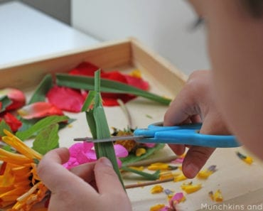 barnpyssel, utepyssel, naturpyssel, lära i naturen