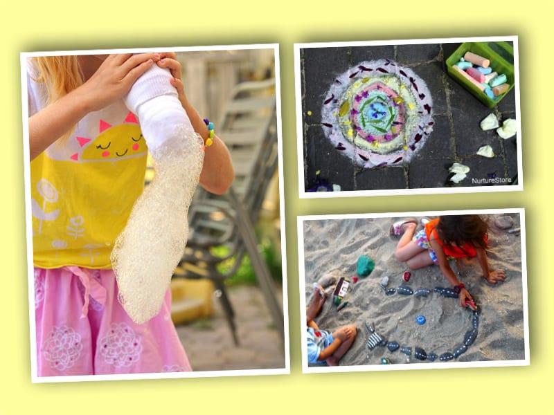 sommaraktiviteter, barnpyssel, barnaktiviteter, saker att göra på sommaren